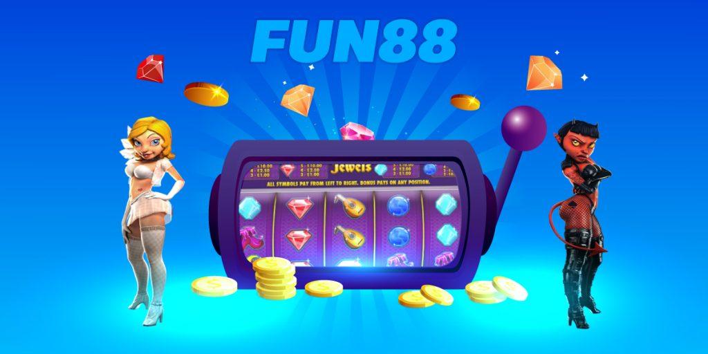 สล็อต fun88